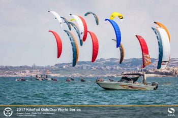 Four French Riders Top the Order in Perfect Foil Racing Conditions