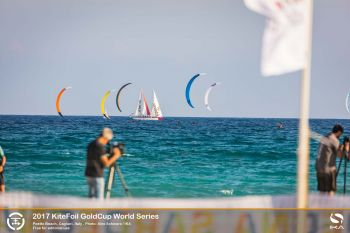 Prospect of Mouthwatering Climax to KiteFoil GoldCup Series